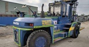 Xe nâng KOMATSU 25 tấn FD-250
